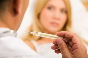 Киевляне могут заболеть тремя штаммами гриппа