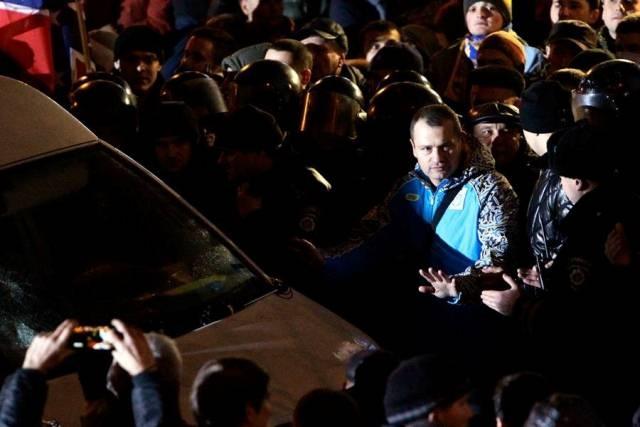"""Власть провоцирует участников евромайданов на столкновения, чтобы их разогнать? - """"УДАР"""""""