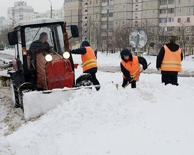 Киев готов к любой погоде - А.Попов