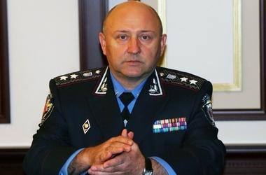 Начальник киевского главка милиции попросился в отставку