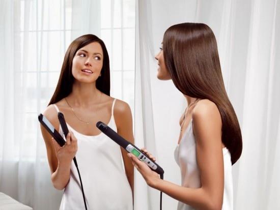 Плойка для выпрямления волос: секреты выбора
