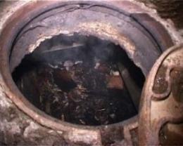 В колодце теплотрассы погибла женщина