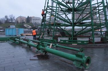 Нового года на Майдане в Киеве не будет?