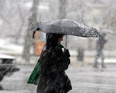 Следующий снегопад придет в Киев 5 декабря