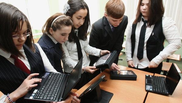 Киевские школьники не ходят на занятия