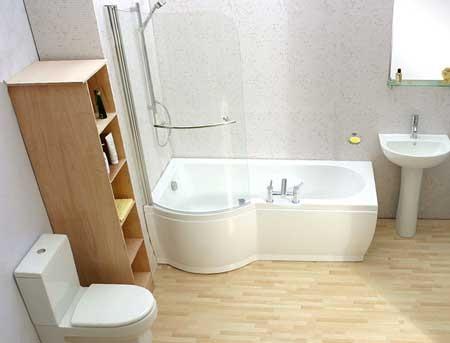 Что выбрать душевую кабинку или ванну?