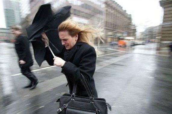 6 декабря в Киеве стоит ожидать сильный ветер и осадки