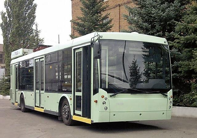 В Киеве появится троллейбус без рогов