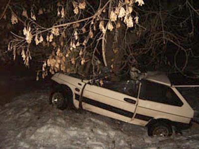 Под Киевом в аварии погиб 17-летний юноша