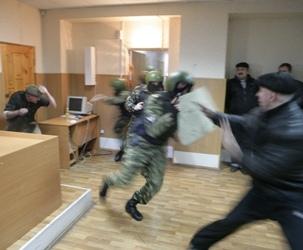 В суде Киева произошло ЧП. Пришлось задействовать спецназ