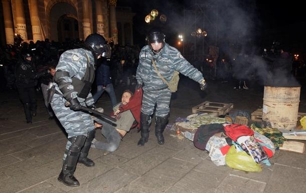 Евромайдан разгонять не будут - министр МВД