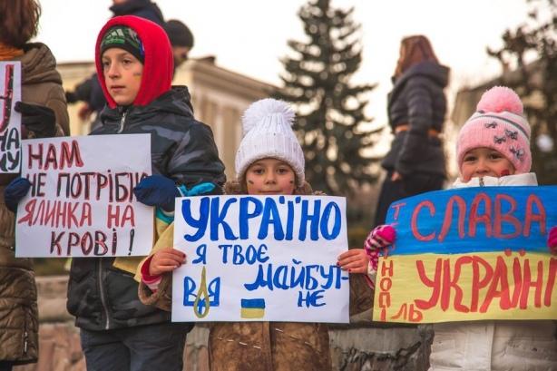 Из-за Евромайдана дети могут стать инвалидами от испуга - Депутат