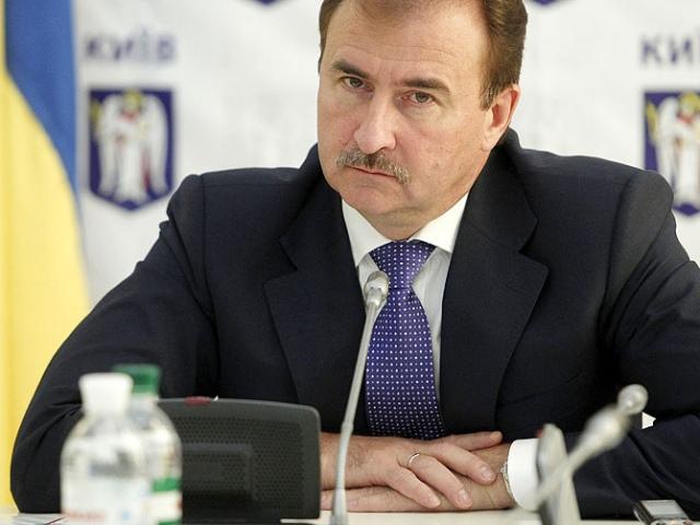 Попов рассказал о проблемах, возникших в результате Евромайдана