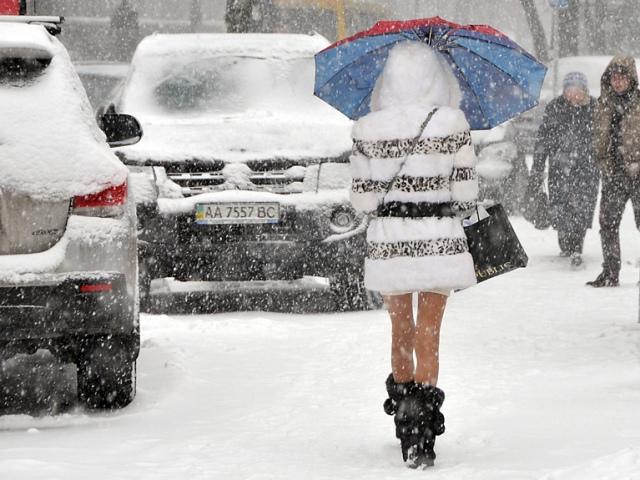 Коммунальщики смогут отдохнуть: в Киеве прекратятся снегопады