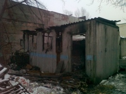 Халатность бездомных в Киеве привела к летальному исходу .