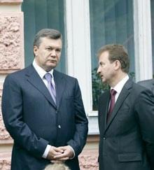 Александр Попов отстранен от должности главы КГГА