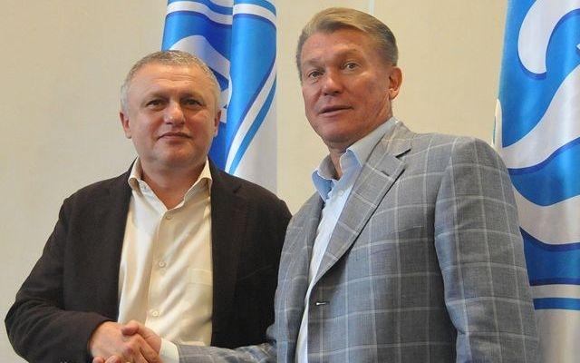Суркис доверился Блохину до конца сезона