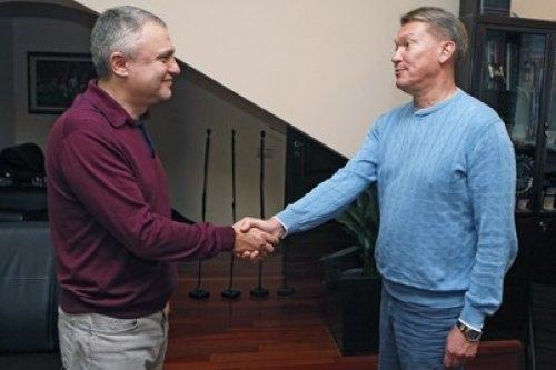 От Блохина ждут победы в чемпионате и Кубке Украины