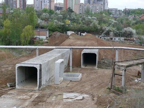 Метро на Троещину начнут строить в марте 2014 года