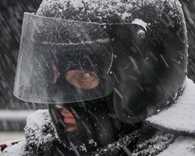 На Новый год милиции на Евромайдане в Киеве не будет - ПР