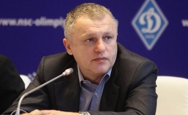 Суркис предлагал Блохину с почетом уйти на пенсию