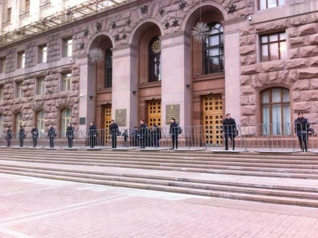 Сессия Киевсовета будет выездной - ее проведут в Соломенской РГА