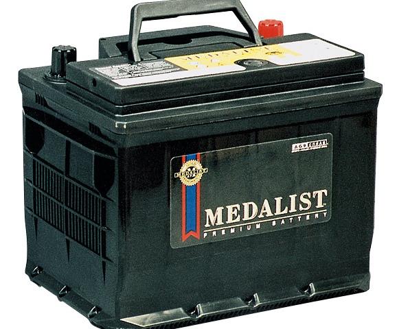 С аккумулятором Медалист – зима вам не страшна
