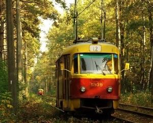 На выходных не будет ходить трамвай № 12