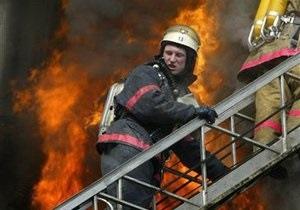 На Дарнице пожилая женщина не смогла спастись во время пожара