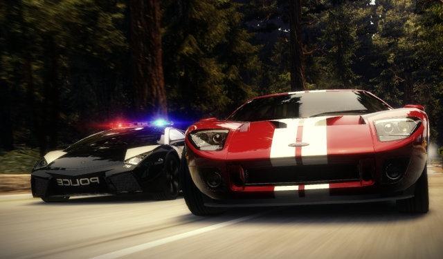 Жажда скорости: инспекторам ГАИ пришлось погоняться за угонщиками авто