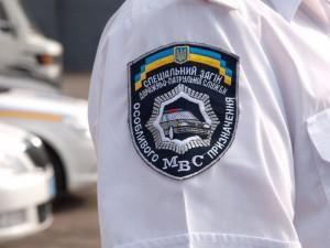 На дороги Киева выходит отряд ДПС особого назначения