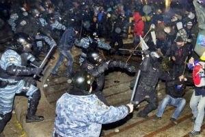 Евромайдан в Киеве снова будут разгонять силой?