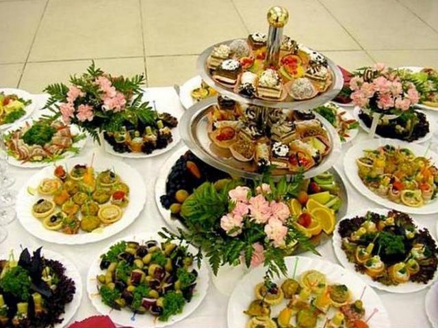 Кейтеринговая компания Upbeat Catering в Киеве