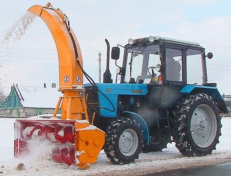 Киев забыл закупить снегоуборочную технику