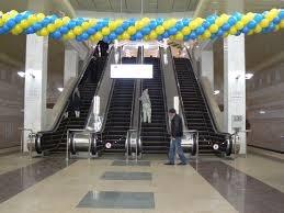 В киевском метро могут появиться новые эскалаторы