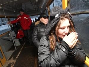 Морозные ночи в Киеве продержатся как минимум до конца недели