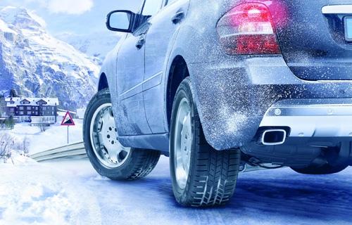 Первичные правила безопасности при езде зимой