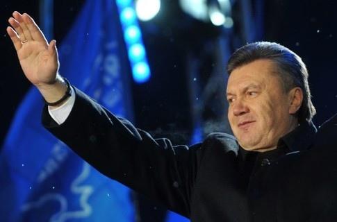 Янукович считает, что еще не поздно все урегулировать мирным путем