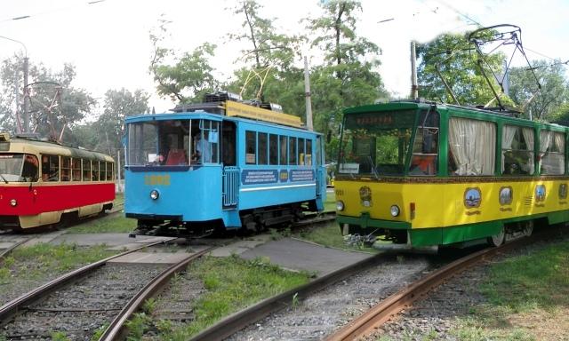 На Подоле может появиться тихий трамвай