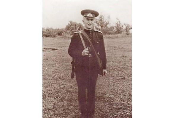 Черновецкий показал себя в армии