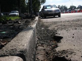 Кольцевой дороги в Киеве почти нет