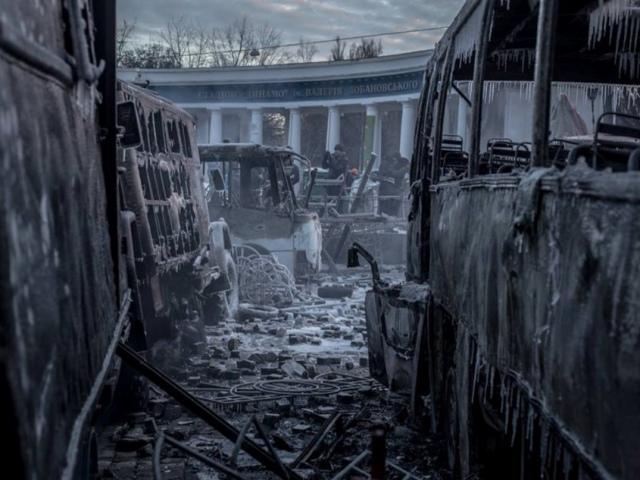 На ремонт центра Киева понадобятся десятки миллионов гривен