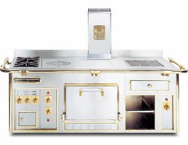 Кухонная плита Electrolux: преимущества и особенности