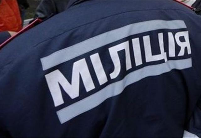 На Майдане избили майора милиции