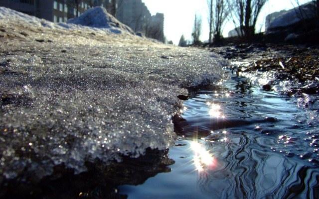 На выходных в Киев придет оттепель
