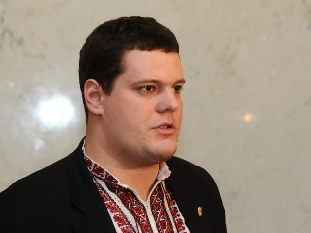 """Депутат пригласил главу КГГА на """"танцы"""""""