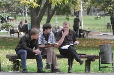 У киевских властей денег хватит только на реконструкцию одного парка