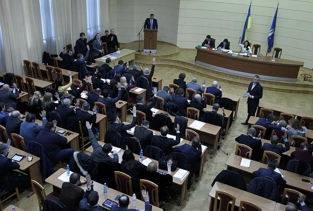 Киевские райсоветы продолжают функционировать?