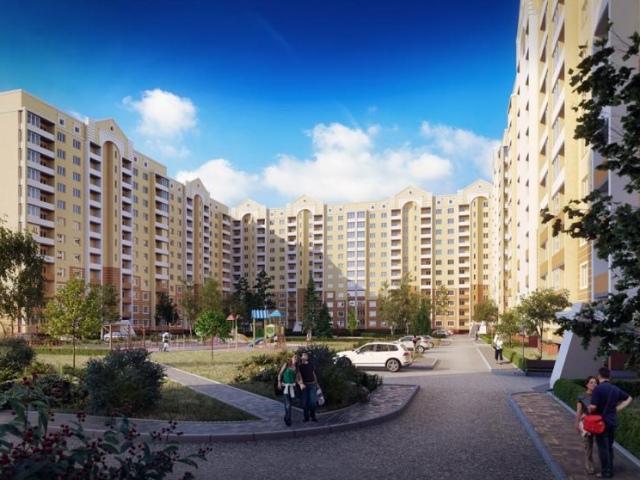 Строительный бум в предместье Киева