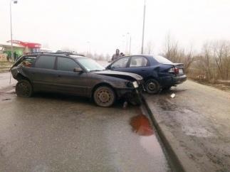 ДТП в Киеве: водитель умер за рулем